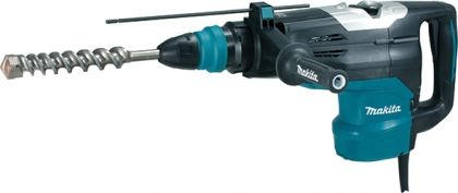 Перфоратор SDS Max Makita HR5202C, 1510 W, 20 J