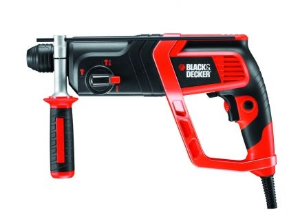 Перфоратор BLACK&DECKER KD975, 710 W, 1.8 J, SDS-Plus