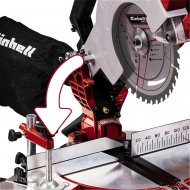 Акумулаторен потапящ циркуляр Einhell TE-MS 18/210 Li - Solo Power X-Change