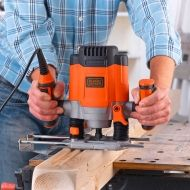 BLACK&DECKER KW1200E Фреза 1200 W -5