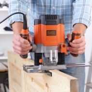 BLACK&DECKER KW1200E Фреза 1200 W -6