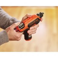 BLACK&DECKER CS36BST Акумулаторна отвертка 3.6 V 5.5 Nm-4