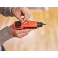 BLACK&DECKER CS36BST Акумулаторна отвертка 3.6 V 5.5 Nm-5