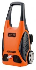 BLACK&DECKER PW1600SL Водоструйка 1600 W 125 бара 370 л/ч