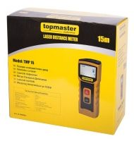 Лазерна ролетка Topmaster 269909 15м