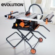 Настолен циркуляр Evolution RAGE 5-s EU, 1800W, ф255мм